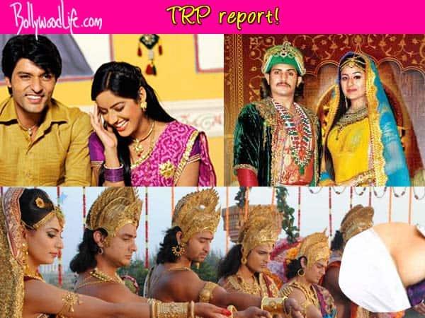Diya Aur Baati Hum, Mahabharat and Jodha Akbar take the top spots - Read full TRP report!