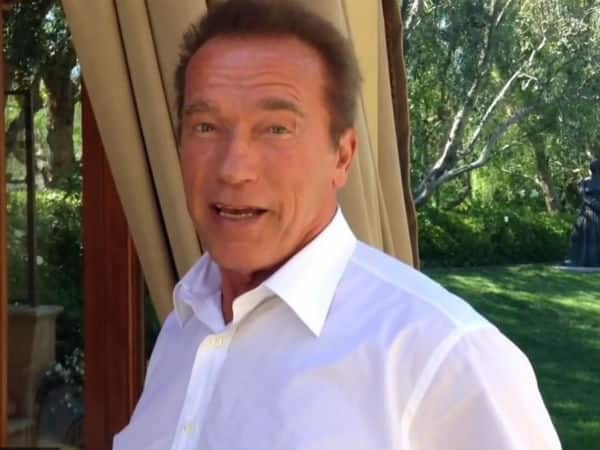 Arnold Schwarzenegger: Ai is a spectacular movie!