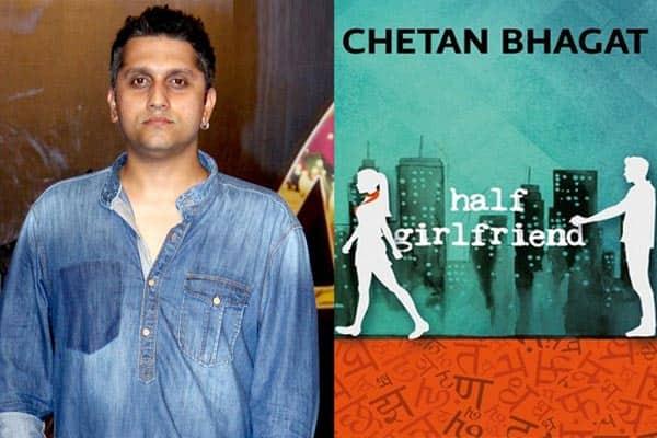 Mohit Suri to direct film adaptation of Chetan Bhagat's Half Girlfriend!
