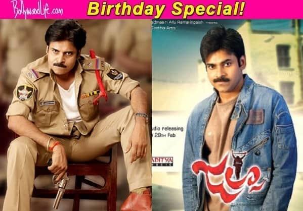 Birthday special: Attarintiki Daredi, Gabbar Singh, Khushi – 5 best films of Pawan Kalyan!