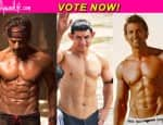 Shah Rukh Khan vs Aamir Khan – Whose 8-pack abs are hotter? Vote!