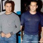 Salman Khan and Aamir Khan's clash on the small screen
