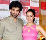 Why is Shraddha Kapoor in denial mode about her relationship with Aditya Roy Kapur?
