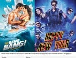 Hrithik Roshan-Katrina Kaif's Bang Bang music better than Shah Rukh Khan-Deepika Padukone's Happy New Year, say fans!