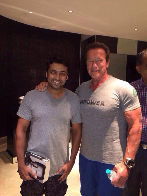 When Arnold Schwarzenegger met CM Jayalalithaa…