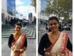 Kajol at the United Nations headquarters-View pic!