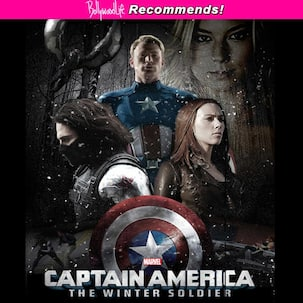 DVD of the week - Captain America: The Winter Soldier