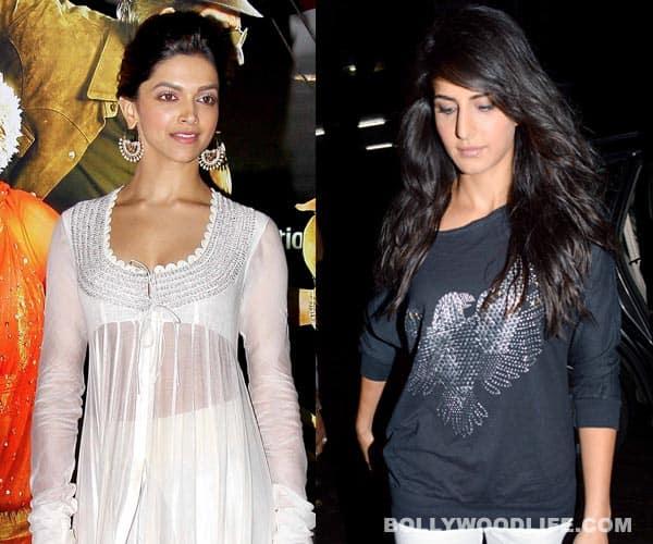 After Deepika Padukone's cleavage controversy, Katrina Kaif becomes cautious!