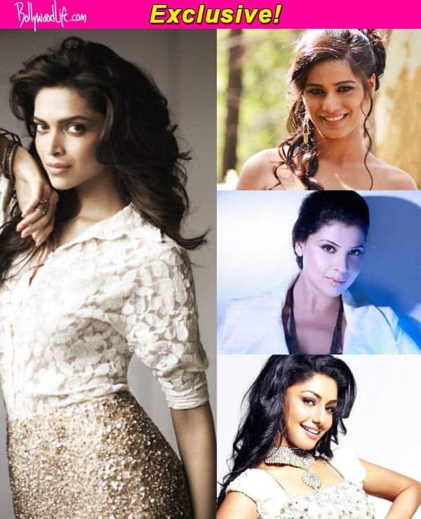 Poonam Pandey, Sambhavna Seth, Mehek Chahal react on Deepika Padukone's cleavage controversy!