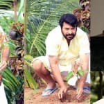 Mammootty challenges Shah Rukh Khan, Vijay and Suriya to take up My Tree Challenge!