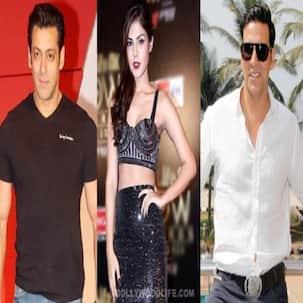 Is Rhea Chakraborty taking a dig at Salman Khan and Akshay Kumar?