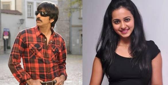 Ravi Teja to romance Rakul Preet Singh in Kick 2?