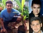 Suriya takes My Tree Challenge, nominates Aamir Khan, Mahesh Babu andSudeep!