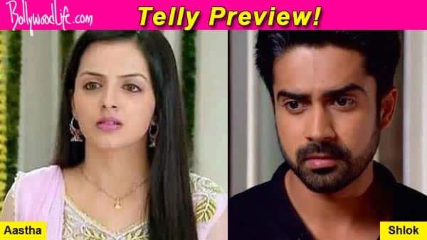 Iss Pyaar Ko Kya Naam Doon-Ek Baar Phir: Aastha tries to reconcile with Shlok!