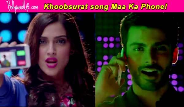 Khoobsurat song Maa Ka Phone teaser: Fawad Khan's quirkiness beats Sonam Kapoor's sexiness-watch video!