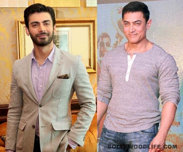Fawad Khan: Aamir Khan is inspiring as a person and an actor!