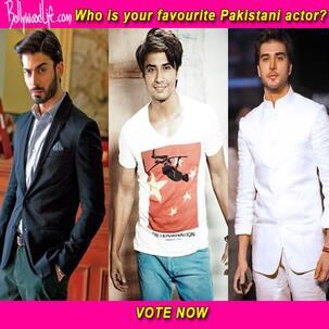 Ali Zafar, Fawad Khan or Imran Abbas Naqvi - who is your favorite Pakistani hero?