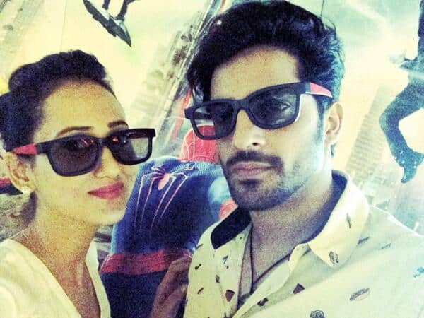 News flash: TV actors Vikas Manaktala and Gunjan Walia are engaged!