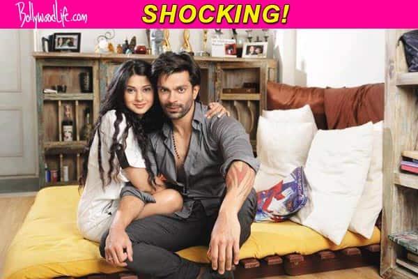Karan Singh Grover and Jennifer Winget heading for a divorce?