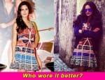 Katrina Kaif or Sonakshi Sinha, who wore it better?Vote!
