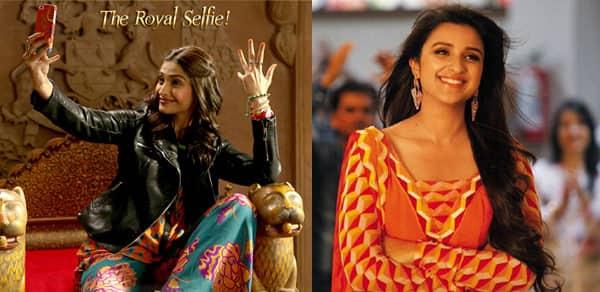 Sonam Kapoor's Khoobsurat and Parineeti Chopra's Daawat-e-Ishq off to a slow start!