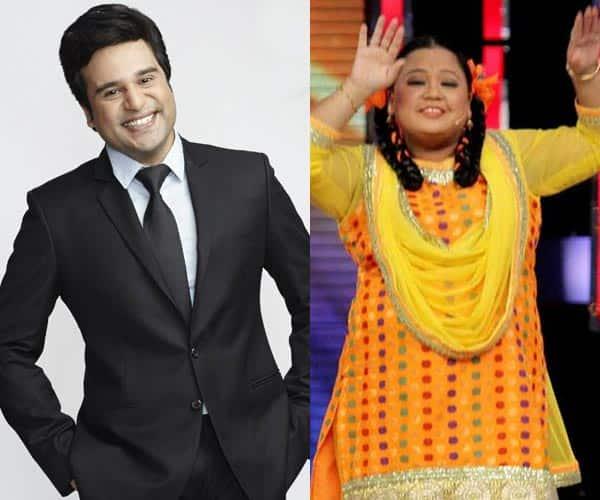 Krushna Abhishek and Bharti Singh reunite for Comedy Classes!