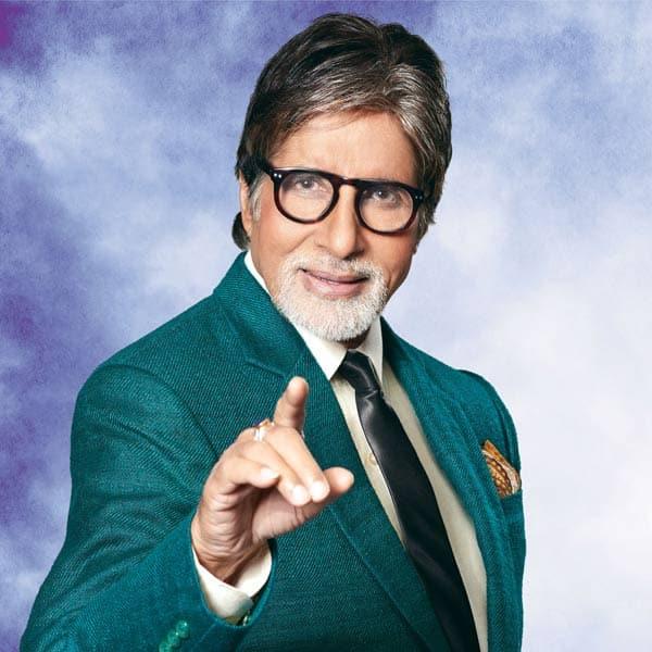 Amitabh Bachchan completes 14 years with Kaun Banega Crorepati!