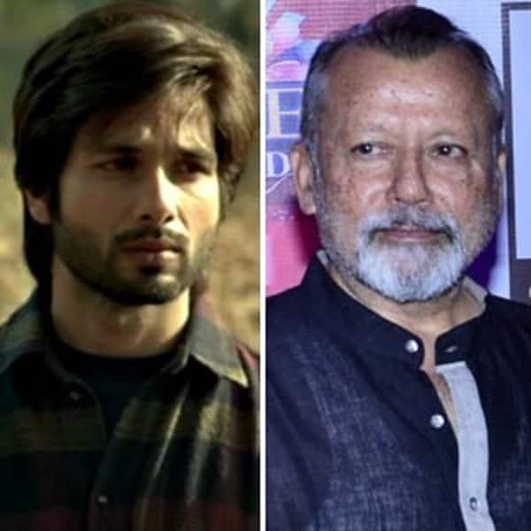 """Pankaj Kapur saw son Shahid Kapoor's Haider and said """"It's Okay"""""""