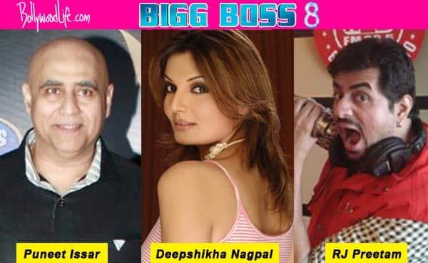 Revealed: Puneet Issar, RJ Preetam, Deepshikha Nagpal are the members of Bigg Boss 8's Secret Society!