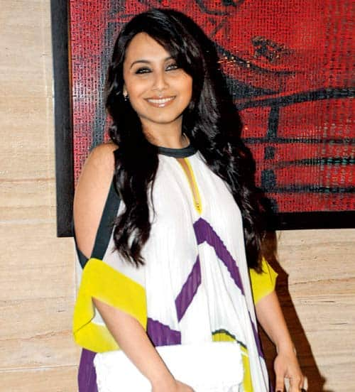 Rani Mukerji: Mardaani is not a crusade against men!