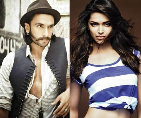 Ranveer Singh puts work before Deepika Padukone