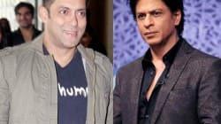Salman Khan, Shah Rukh Khan, Bigg Boss 8
