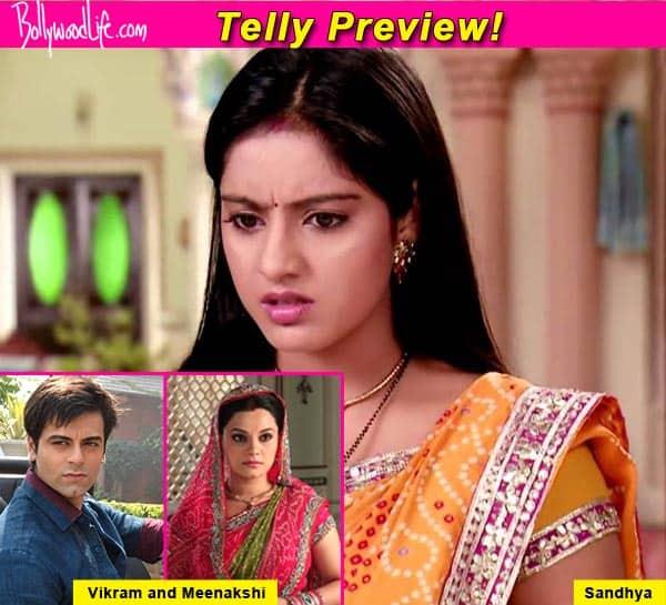 Diya Aur Baati Hum: Will Sandhya succeed in stopping Vikram and Meenakshi's divorce?