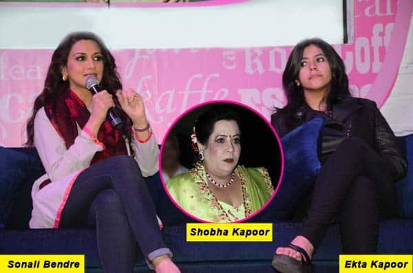 Ekta Kapoor dedicates Ajeeb Dastaan Hai Yeh to her mom, Shobha Kapoor
