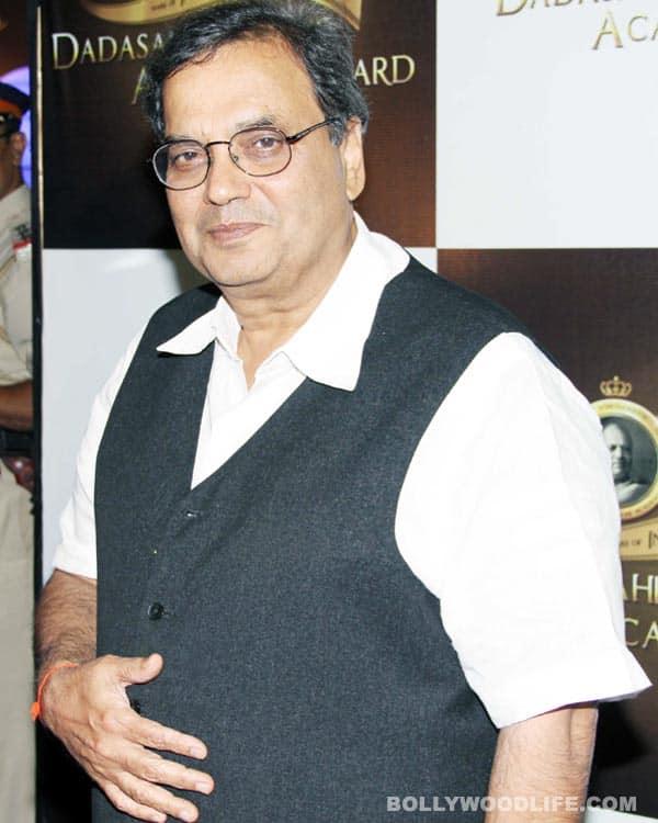 Subhash Ghai: I won't watch the remake of Ram Lakhan