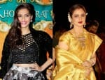 Rekha wants her upcoming film Super Nani's trailer to be attached to Sonam Kapoor'sKhoobsurat