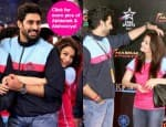 When Abhishek Bachchan and Aishwarya Rai Bachchan's PDA was too cute to handle- View pics!