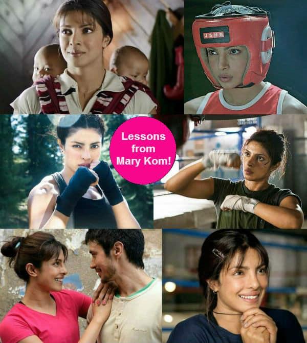 5 things Priyanka Chopra's Mary Kom taught us