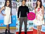 Jagran Film Festival 2014: Priyanka Chopra, Hrithik Roshan and Kangana Ranaut dazzle on the red carpet-view pics!