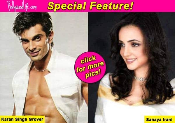 Wishlist: If Karan Singh Grover and Sanaya Irani were to be paired together
