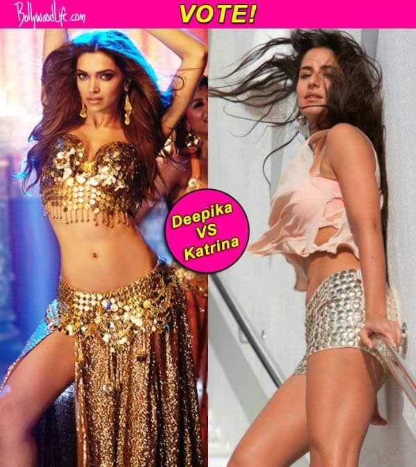 Katrina Kaif or Deepika Padukone: Who sports a hotter look?