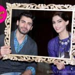 Sonam Kapoor and Fawad Khan interact with the media- View pics!