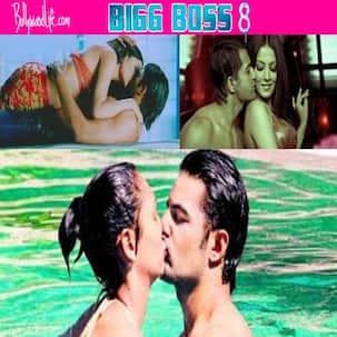 When Bigg Boss 8 contestant Upen Patel kissed Celina Jaitly...