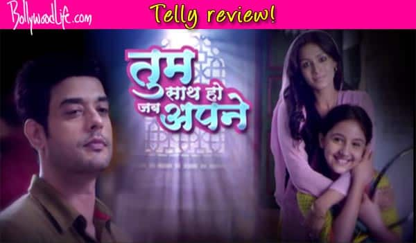 Tum Saath Ho Jab Apne TV Review: The crisp pace and fitting characters make the show addictive