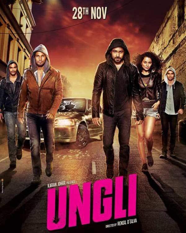 Ungli new poster: Emra...