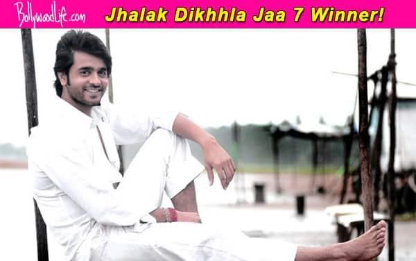 Jhalak Dikhhla Jaa 7 winner Ashish Sharma: My win is a return gift to the audiences!