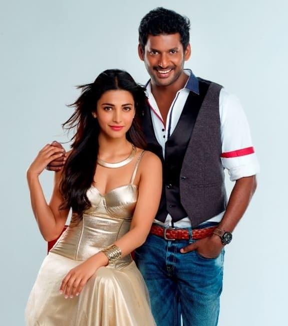 Poojai teaser: Vishal Krishna and Shruti Haasan's action entertainer looks racy!