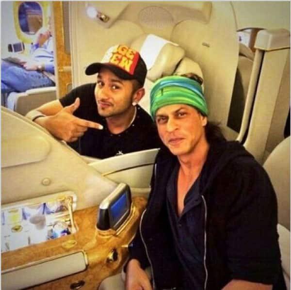 Yo Yo Honey Singh injured, won't continue SLAM! The Tour with Shah Rukh Khan and Deepika Padukone
