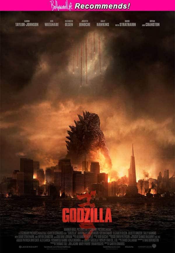 DVD of the week – Godzilla