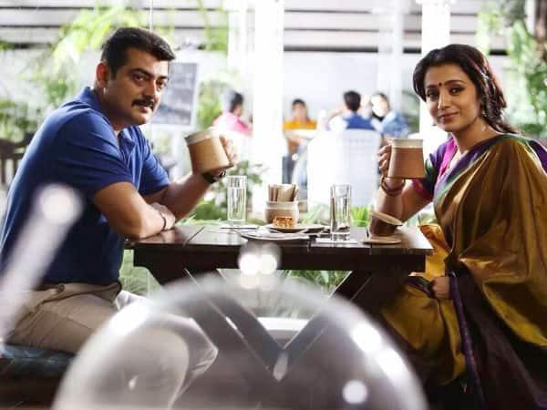 Ajith-Trisha's Thala 55 to be titled Yennai Arindhaal!